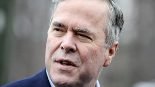 Jeb Bush: Said he will not vote for either Trump or Clinton