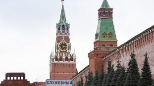 Amnesty International has been critical of the Kremlin.