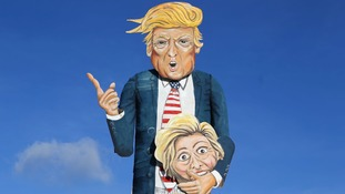'Donald Trump' effigy to be burned at Edenbridge bonfire night