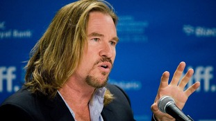 Val Kilmer denies battling cancer following claim by Michael Douglas
