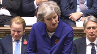 PMQs: Jeremy Corbyn attacks Theresa May over benefit cuts