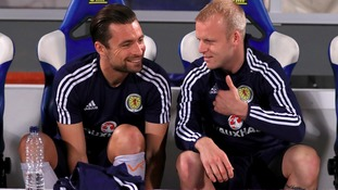 Russell Martin and Steven Naismith will be hoping to cause a shock at Wembley.