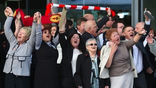 The new inquests, which finished in April, concluded that fans were unlawfully killed.