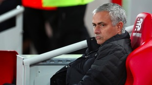 The United manager has been fined £50,000 by the Football Association.