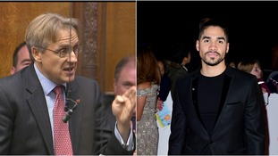 'What is going on in this country?': MP angered by ban imposed on gymnast Louis Smith