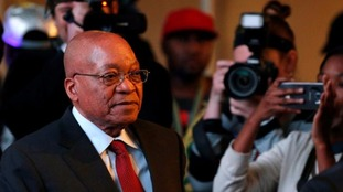 South Africa losing faith as Zuma corruption suspicions linger