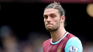 West Ham striker Andy Carroll 'held up at gunpoint' during attempted robbery