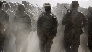 Two US soldiers killed fighting the Taliban in Afghanistan