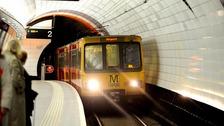 Picture of Metro train