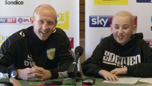 13-year-old signs for Yeovil Town - just for one day