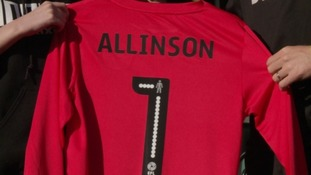 Daryl Allinson shirt