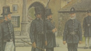 John Kent, Britain's first black policeman