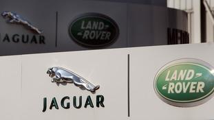 pic of jaguar emblem