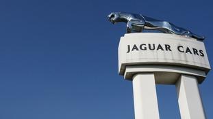 pic of jaguar halewood