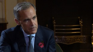 Bank of England's Mark Carney reassures consumers amid concerns of rising food prices