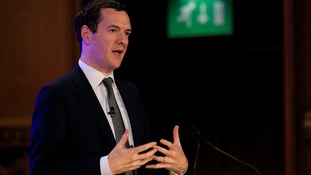 George Osborne earned almost £100,000 for less than five hours' work