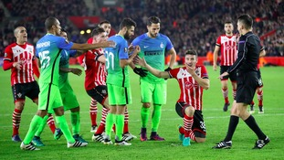Europa League match report: Southampton 2-1 Inter Milan