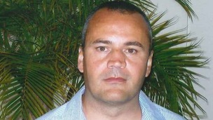 Police have been searching for Ivan Leach since he absconded from an open prison on October 9th