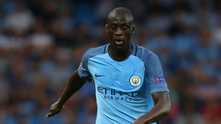 Toure apologises to Man City boss for agent comments