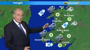 Bob Crampton's forecast