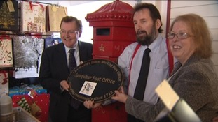 Sanquhar post office reaches remarkable milestone