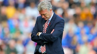 Sunderland boss David Moyes plays down talk his job is under threat