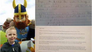 Cricket fan, 7, applies for vacant Yorkshire CCC head coach post job