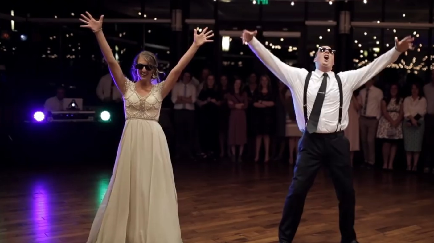 Father Of The Bride Wedding Dance Goes Viral Thanks To