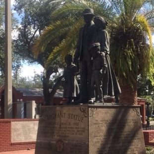 The Florida town of Ybor was founded in 1880 as a melting pot of nationalities.