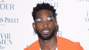 Tinie Tempah posted a handwritten note on Instagram hours before he was due to perform.