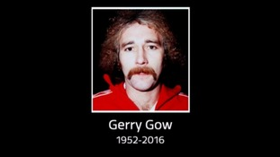 Saying farewell to footballing legend Gerry Gow