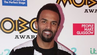 Craig David won Best Male Act.