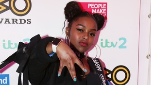 Newcomer Nadia Rose scooped Best Video.