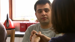 Haris Stanikzai now lives with his family in south London.