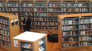 Libraries have faced huge cuts since 2010, with hundreds closing down across the country.