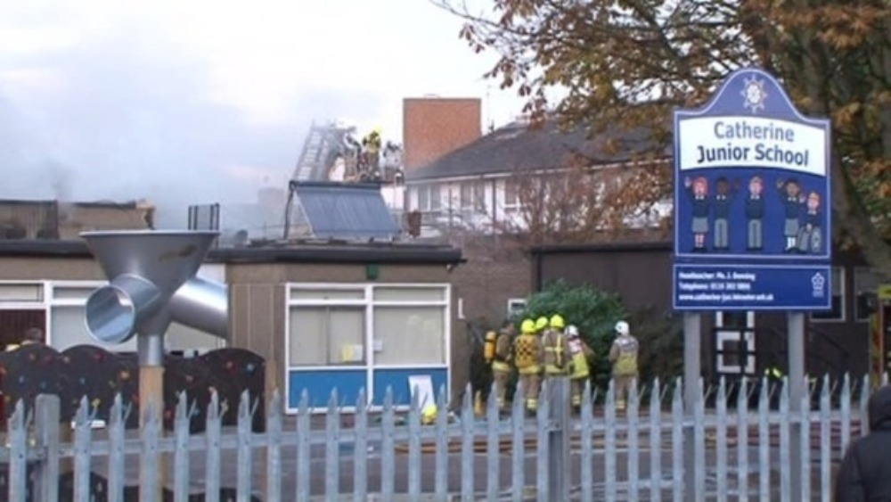 closed for weeks after asbestos discovery central itv news