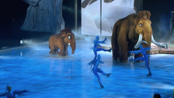 Ice Age Live.