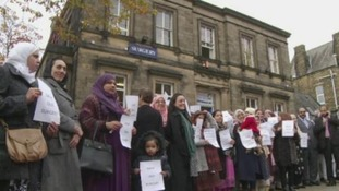 Patients stage protest over Keighley surgery closure fears