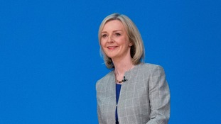 Liz Truss said the judiciary must be independent - but did not condemn attacks on the profession