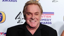Freddie Starr pictured in December last year. 