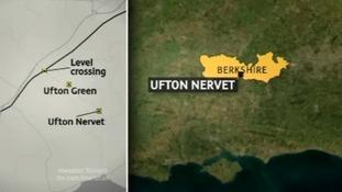 Map of Ufton Nervet