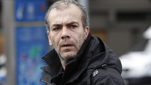 Colin Duffy, 44, is one of two men being questioned over David Black's murder.