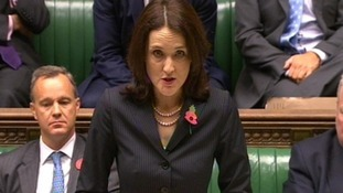 "Theresa Villiers condemned the ""cowardly and evil"" attack in the House of Commons."