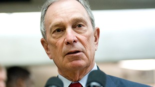 New York Mayor Michael Bloomberg reversed his initial decision to proceed with Sunday's marathon.