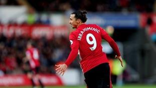 Premier League match report: Swansea 1-3 Man Utd