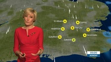 Weather: Cold with showers, but winds easing.