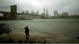 New York Marathon Superstorm Sandy