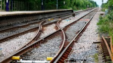 Commuters face delays of up to one hour.