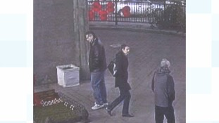 Ornamental poppy theft: police release CCTV image after 12 poppies stolen from market town clock-tower