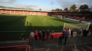 Cheltenham Town turn to fans to help fund new scoreboard